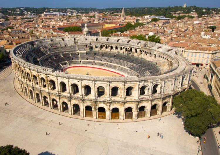 Arènes de Nîmes - Bienvenue en Provence