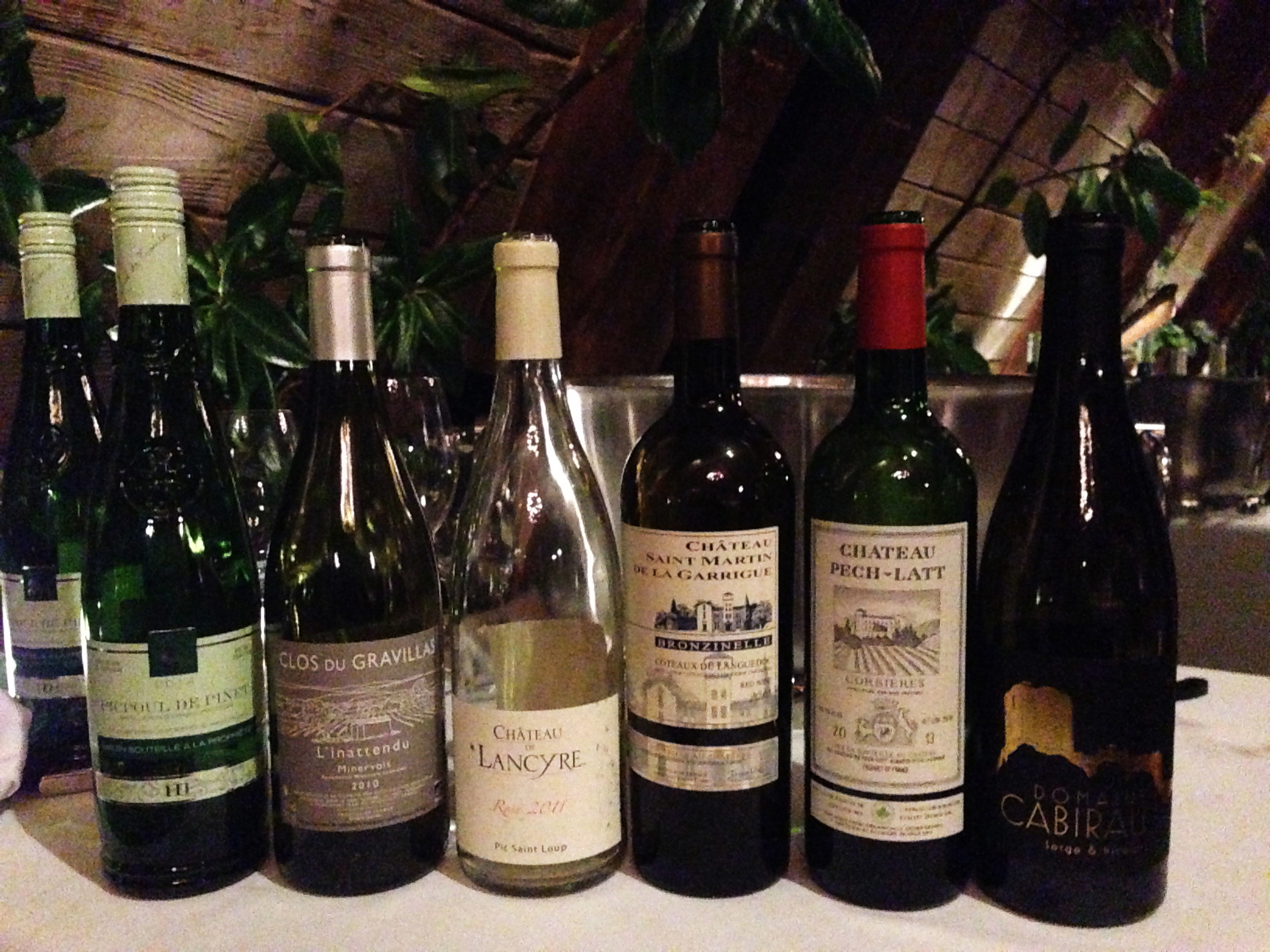 Best Wines In Languedoc-Roussillon