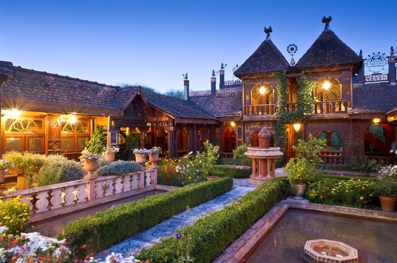 Jardins secrets Vaulx Albanais
